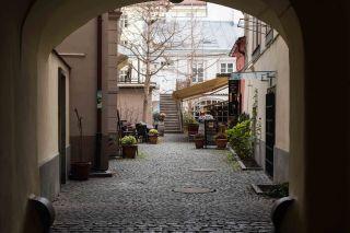 Cafe Domercer Praga