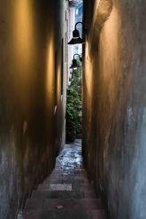 Calle mas estrecha de Praga