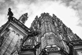 Gargolas de la Catedral de Praga