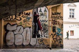 Grafitti que enamora