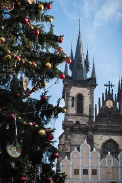 Plaza vieja de Praga