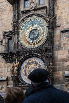 Reloj del Ayuntamiento de Praga
