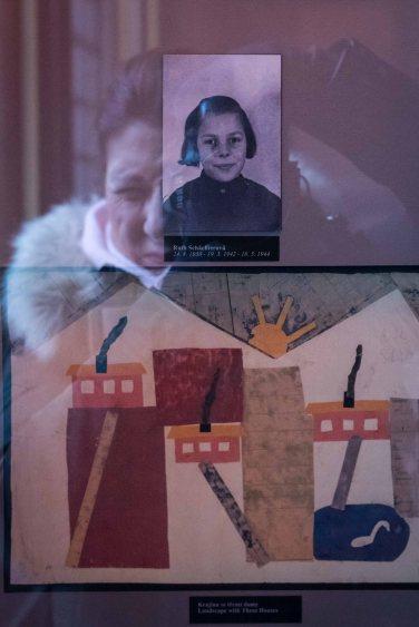 Uno de los niños asesinados en Tenezin